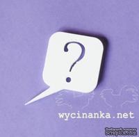 Маска-шаблон от Wycinanka - Вопрос, 1 эл.