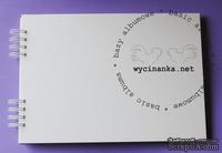 -50% Чипборд от  Wycinanka  - Альбом, размер А4: 21x29,7 см
