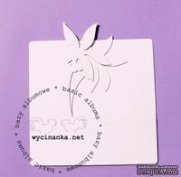 """Чипборд от Wycianka - Заготовка для альбома """"Под пальмами"""""""