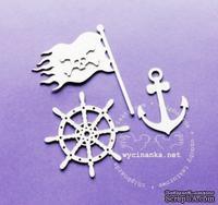 Чипборд от Wycianka - Тайна морских скоровищ - Под пиратским флагом, 1 дет.