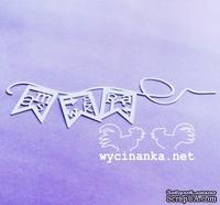 Маска-шаблон от Wycinanka - Гирлянда