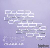 Маска-шаблон от Wycinanka - Стена