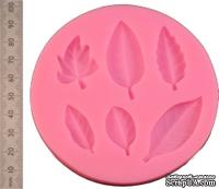 Молд от Wow -  Autumn Leaves - Silicone Mould