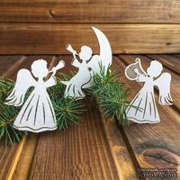 Чипборд от Вензелик - Набор ангелов
