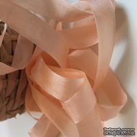 Лента Seam Binding Grecian Pink, ширина 14мм, длина 90см