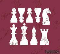 Чипборд от Вензелик - Шахматы, размер: 60x70 мм