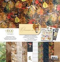 """Набор бумаги от EcoPaper - """"Осенний лес"""", 30.5х30.5 см - ScrapUA.com"""