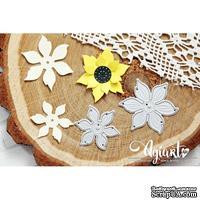 Ножи для вырубки от AgiArt - Летние цветы