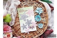 """формы для вырубки """"Эльфийские цветы крупные"""" от AgiArt - ScrapUA.com"""