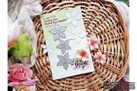 """формы для вырубки """"Эльфийские цветы средние"""" от AgiArt"""