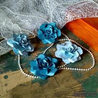 Набор бумажых цветов ручной работы-Avalanche - Happiness