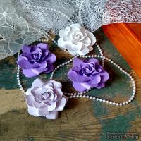 Набор бумажых цветов ручной работы-Avalanche - Iris