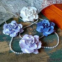 Набор бумажых цветов ручной работы-Avalanche - Lavender