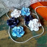 Набор бумажых цветов ручной работы-Avalanche - Sweet Boy