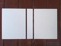 Заготовка для обложки блокнота, 17,5 х 22,5 см, корешок 4,5 х 22,5 см
