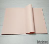 Блок для блокнота А5. Цвет: розовый, 80 листов, 90 гр/м - ScrapUA.com