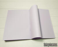 Блок для блокнота А5. Цвет: сиреневый, 80 листов, 90 гр/м - ScrapUA.com