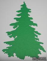 Высечки от Gallery Tools - Большая елка, 10,2х15,2 см