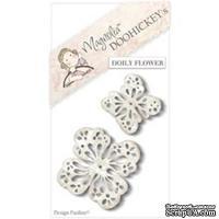 Лезвия от Magnolia Doohickeys - Doily Flowers