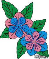 Лезвия Judy's Blooms от Cheery Lynn Designs