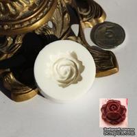 Силиконовая форма (молд) - Цветок, размер: 17 мм