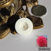 Силиконовая форма (молд) - Цветок, размер: 15 мм