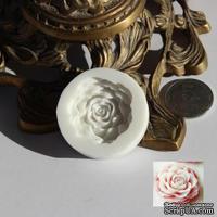Силиконовая форма (молд) - Цветок, размер: 30х32 мм