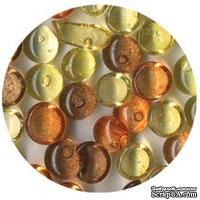 Прозрачные капли The Robin's Nest Dew Drops - Sunflower, 6 мм, 250-270 шт.