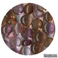 Прозрачные капли The Robin's Nest Dew Drops - Hyacinth, 6 мм, 250-270 шт.