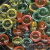 Прозрачные капли The Robin's Nest Dew Drops - Spring dews, 4 мм, не менее 30 шт