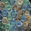 Прозрачные капли The Robin's Nest Dew Drops - Hillside, 4 мм, не менее 30 шт
