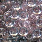 Прозрачные капли The Robin's Nest Dew Drops - z-pink punch, 6 мм, 50 шт