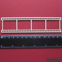 Чипборд от Вензелик - Кинопленка, размер чипборда: 35*139 мм