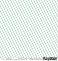 """Лист бумаги от Polkadot """"Семейный альбом"""" – Полосатые будни, 30,5х30,5 см"""
