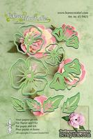 Лезвия от LeCreaDesign - LeCrea Multi die flower 005 cut &  embossing die