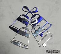 Высечки от Gallery Tools - Колокольчики звонят, 2 шт., 7х5,3 см