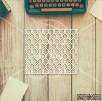 "Чипборд от TM ""Черешня"" - Down street, дизайн: Ирина Музалевская - Сетка, 10х12 см"