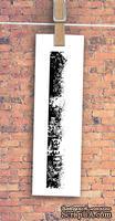 """Штамп резиновый от TM """"Черешня"""" - Down street, дизайн: Ирина Музалевская - Гранж бордюр, 13х1,7 см"""
