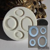 Набор силиконовых форм (молдов) - Рамки