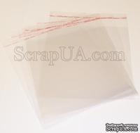 Упаковка для открыток, 16х16, с клапаном на липкой ленте, 10 шт. - ScrapUA.com