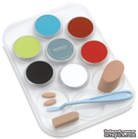 Набор PanPastel -PanPastel Ultra Soft Artist Pastel Set 9ml 7/Pkg -   7 шт.