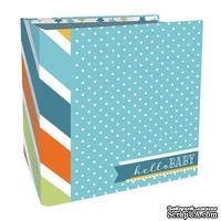 Заготовка для альбома - Флипбук от Paper House - FlipBook - Baby Boy