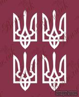 Чипборд от Вензелик - Набор трезубцы, размер: 49x29 мм