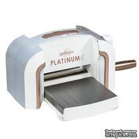 Новая машинка для вырубки и тиснения от Spellbinders -  Platinum 6, PE-100  - ScrapUA.com