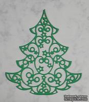 Высечки от Gallery Tools - Рождественская елка, 8,2х9,4 см