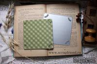 Нож для вырубки от Scrapfriend - Цедрик: Подложка с прорезями под фотографию 10х10см, instasize