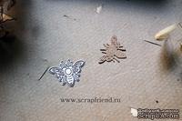 Нож для вырубки от Scrapfriend - Пчела, 2.5х2 см
