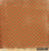 """Лист односторонней бумаги для скрапбукинга от Scrapmir - """"Подарки"""" - Christmas Night, 30x30 см"""
