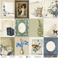 Лист односторонней бумаги 30x30 от Scrapmir Карточки из коллекции Some days - ScrapUA.com
