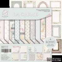 Набор двусторонней бумаги 30х30см от Scrapmir La Creme 10шт. - ScrapUA.com